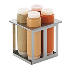 Server Products 86994 Four Section Squeeze Bottle Holder