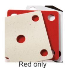 G.E.T. ML-223-RSP Red Sensation False Bottom for Square Salad Crock