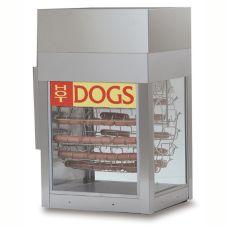 Gold Medal® 8102 Dogeroo Hot Dog Rotisserie
