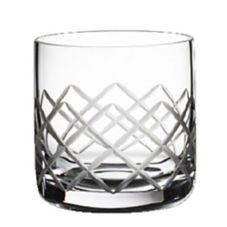 Rona 4854R384 Diamond Cut 10.25 Oz. Old Fashioned Glass - 24 / CS