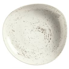 Schonwald 9383163-70255 Unique White 11 Oz. Organic Bowl - 6 / CS
