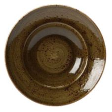 Steelite Performance 11320372 Craft 15 Oz. Brown Nouveau Bowl - 6 / CS