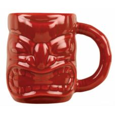 World® Tableware TMR-16 Red 16 Oz. Tiki Mug - 12 / CS