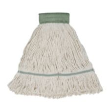 Continental Manufacturing A02002 Medium Wide Band Cotton Mop Head
