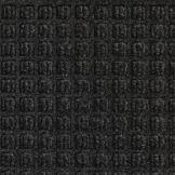"The Andersen Co. 200-154 3X10 Black 3"" x 10"" Waterhog Mat"