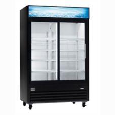 Kelvinator KCGM47RB Refrigerated Sliding Glass 2 Door Merchandisers