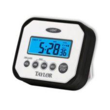 Taylor Precision 5863 Pro Splash 'n' Drop Digital Timer with Backlight