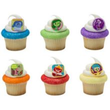 DecoPac® 5251 Inside Out Riley's Emotions Rings - 144 / BG