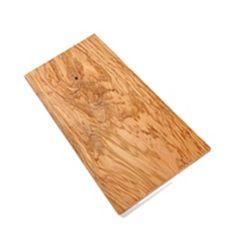 "American Metalcraft OWB2213 Olive Wood 22"" Serving Board"