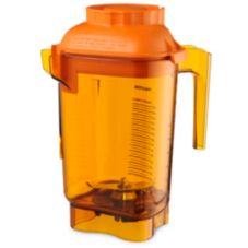 Vitamix 58990 Orange Advance 48 Oz Container with Blade and Lid