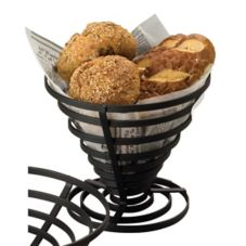 """American Metalcraft FCD2 Flat Coil 7"""" Conical Basket"""