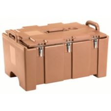 Cambro 100MPC157 Beige 100 Series Food Pan Carrier