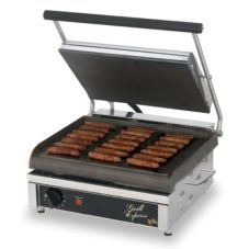 "Star® Mfg. Grill Express™ 14"" Iron Smooth Grill"