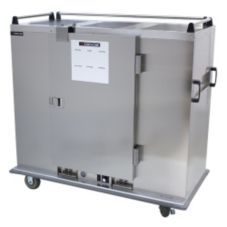 CresCor EB-120 Bottom-Mount Heater Insulated Mobile Banquet Cabinet