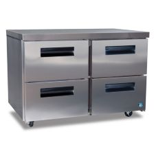 "Turbo Air CRMF48-D4 48"" Undercounter Freezer with 4 Drawers"