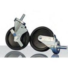 """Fagor Commercial CAS-2.5 Low Profile 2.5"""" Caster 4 Pc Set Kit"""