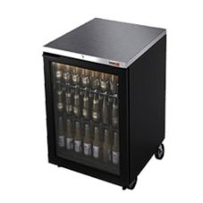 """Fagor Commercial FBB-24G Glass Doors 24-1/2"""" W Back Bar Cabinet"""