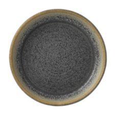 """Dudson 4EVG918R Evo-Vit Granite 6.25"""" Olive/Tapas Dish - 12 / CS"""