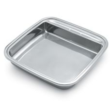 Vollrath 46137 Intrigue 3.75 Qt S/S Food Pan for 6 Qt. Chafer