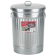 Behrens 1270 Galvanized Steel 31 Gallon Trash Can