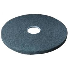 "3M 48011350431 Niagara™ 20"" Blue Floor Cleaner Pad - 5 / CS"