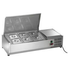"Arctic Air ACP40 40"" Refrigerated Counter-Top Prep Unit"