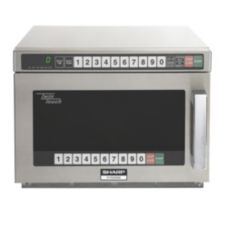 Sharp R-CD2200M TwinTouch™ 2200W Commercial Microwave