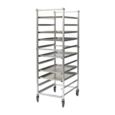 "Eagle® Foodservice OUR-1811-5 Full Size Pan Rack 5"" Spacing"