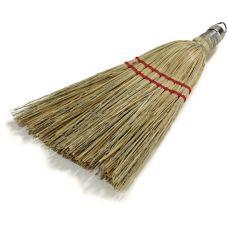 "Carlisle® 3663300 10"" Black Corn Whisk Broom"