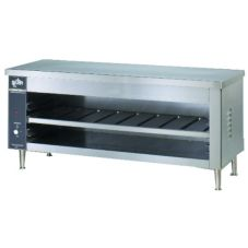 Star® 536SBA Star-Max® Heavy Duty 3-Plate Cheese Melter