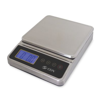 CDN® SD1110 11 Pound Digital Portion Control Scale