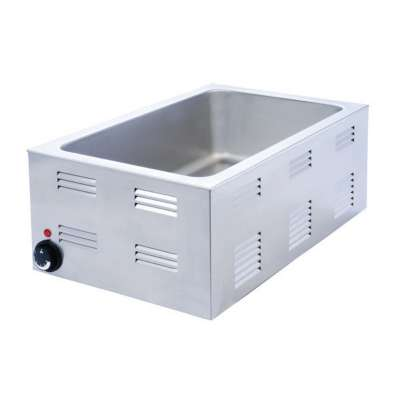 Restaurant Series Full Size 14.5 x 22.5 Countertop Warmer
