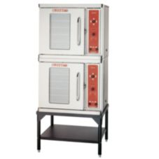 Blodgett CTB DOUBLE Electric Convection Double Oven with Two Speed Fan
