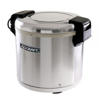 Admiral Craft Stainless Steel 50-Cup Rice Warmer