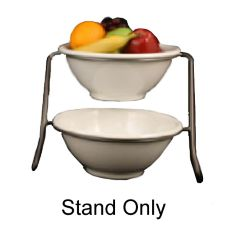 Dover European Metalwork D-6033AS Small Steel Bowl Stand