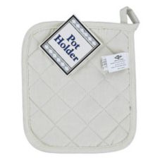 "Ritz® 35100 Concepts 7"" x 8"" Quilted Natural Pot Holder"