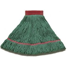 Continental A02803 JW Atomic Large Green Wide Band Loop End Mop Head
