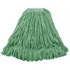 Continental A02813 JW Atomic Large Green Narrow Band Loop End Mop Head