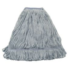 Continental A05113 Large Blue Narrow Band Blended Loop End Mop Head