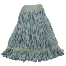 Continental A02613 JW Atomic Large Blue Narrow Band Loop End Mop Head