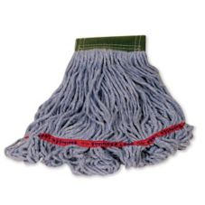 Rubbermaid® FGC15206BL00 Swinger Loop Blue Wet Mop with Headband