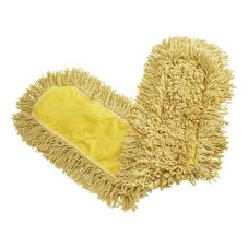 "Rubbermaid Trapper® Yellow Loop End 36"" Dust Mop"