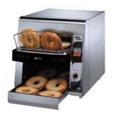 Star® Mfg. QCS2 Series Conveyor Bagel Toaster