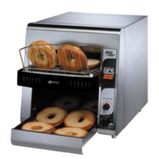 Star® QCS2-1200B Electric Horizontal Conveyor Bagel Toaster