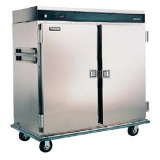 Cres Cor® 2-Door Insulated Mobile Banquet Cabinet w/ Two Doors