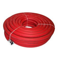 Apex™ 106-593 Red Heavy Duty 75' Hot Water Hose