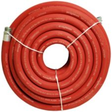 NoTrax® 106-098 Red Heavy Duty 50' Hot Water Hose
