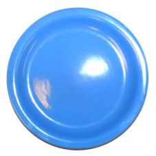 World Tableware MB-6NR-LB Montego Bay Blue NR 6-1/2 In Plate - 36 / CS