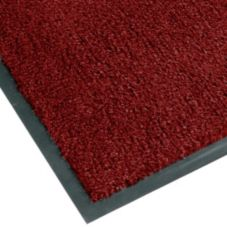NoTrax® 434-332 Crimson 3' x 5' Atlantic Olefin® Entrance Mat