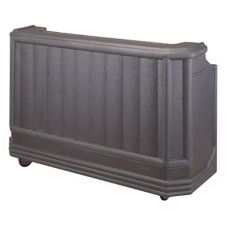 Cambro BAR730PM191 Granite Gray Post-Mix Portable Large Cambar®